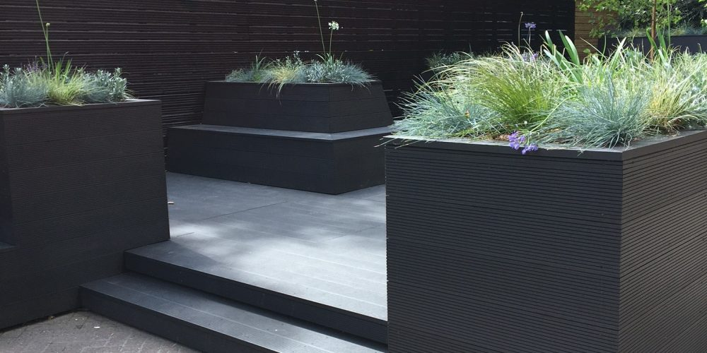 Charcoal Decking 2