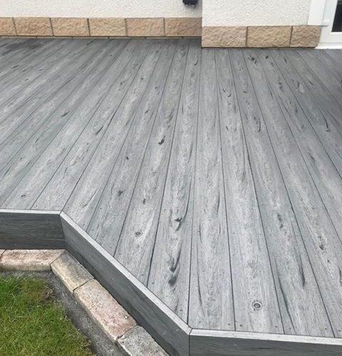 Rustic Grey Decking 3